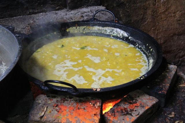 Daal Curry, Jaffna, Sri Lanka