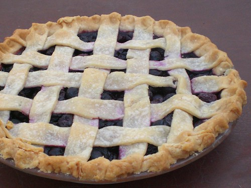 Sweet Cherry Pie Recipe