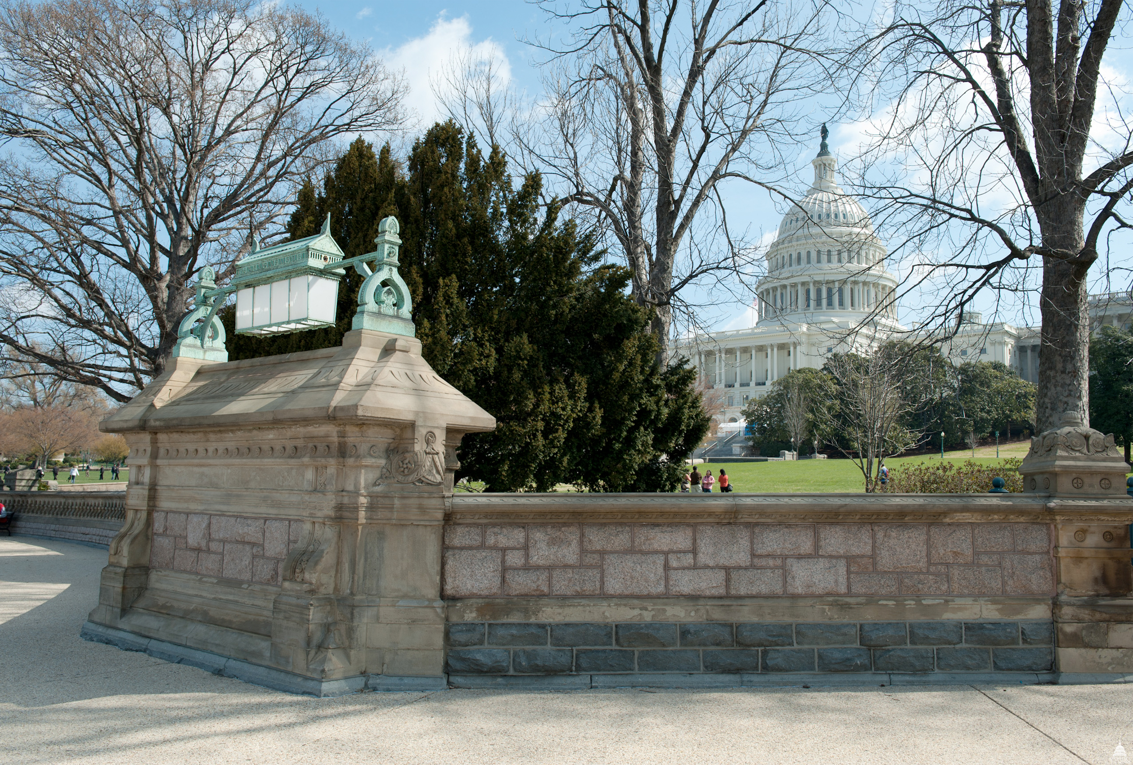 About The Grounds Architect Of The Capitol