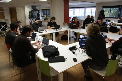 WebKitGTK+ 2011 Hackfest