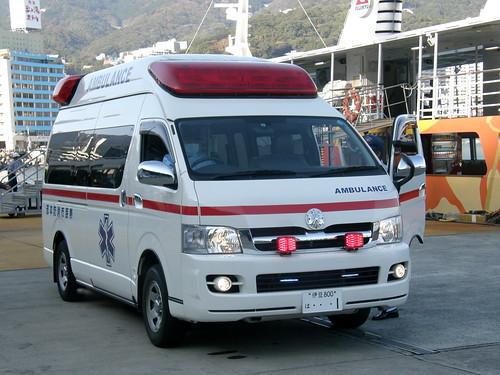 ambulance (救急車) #1117