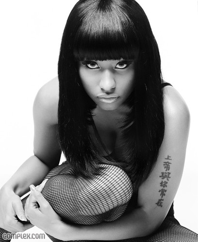 Nicki-Minaj-Tattoo