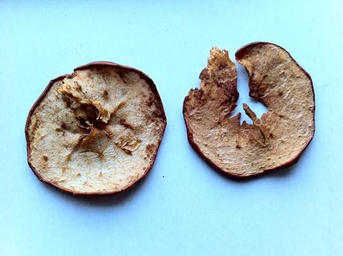 Chips de maçã