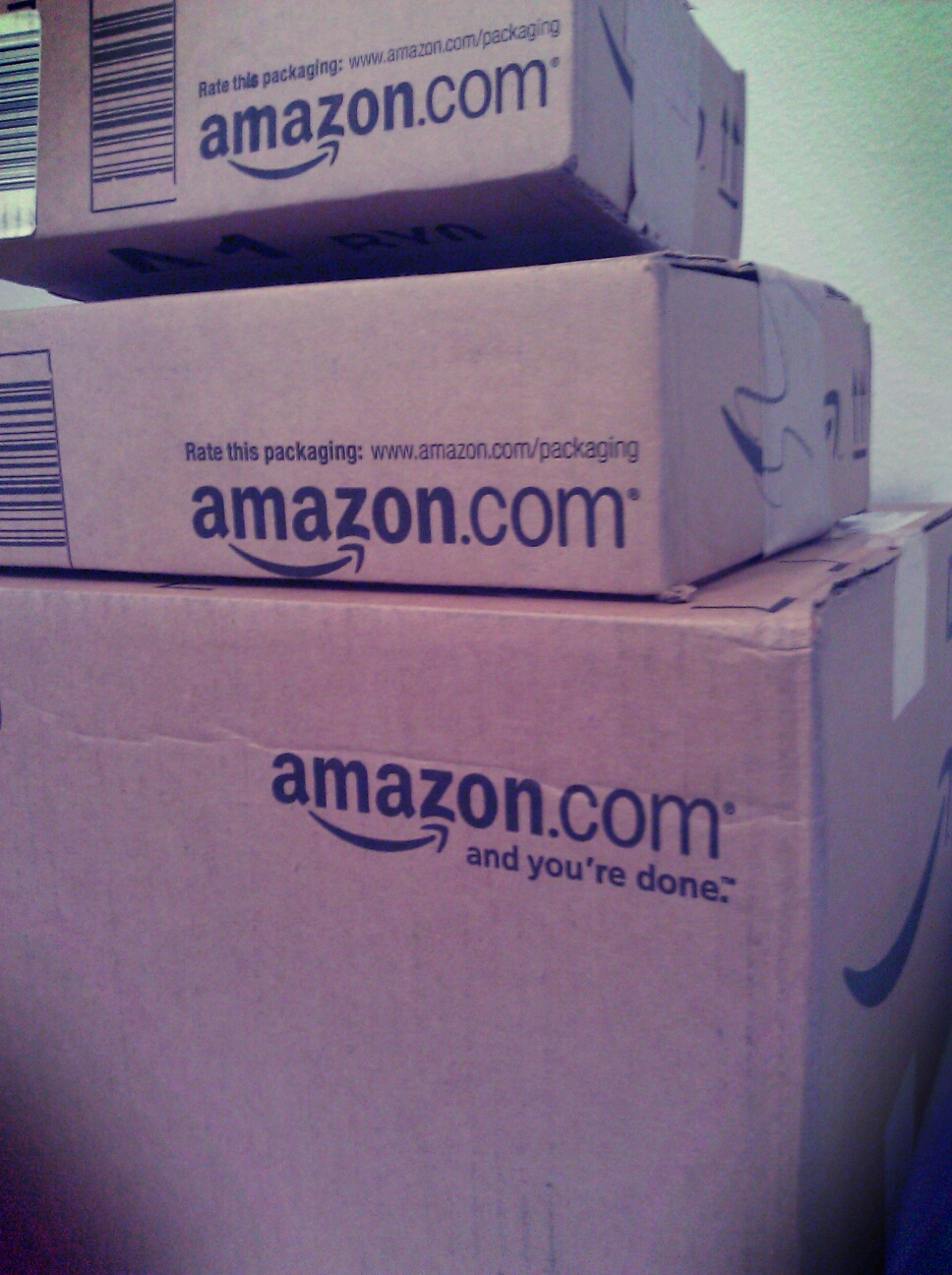 Amazon pacco 2