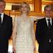 Phillip Corne, Cate Blanchett,Yves Carcelle,