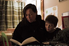 grandma neeta reads shel silverstein to nick @ bedti…