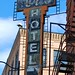 The Otis Hotel Neon Sign Side 2