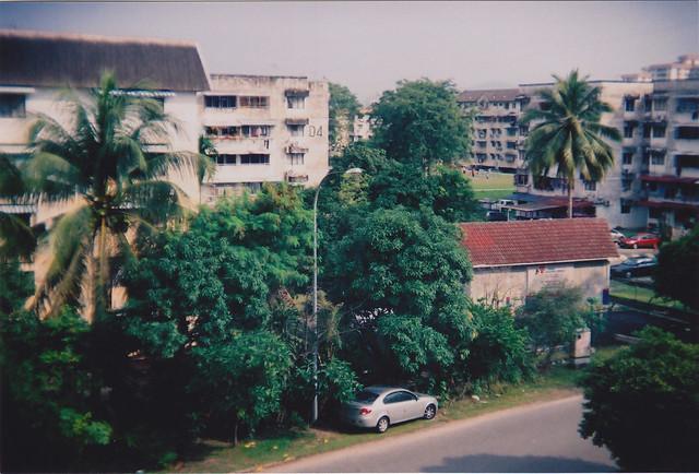 Malaysian Suburb
