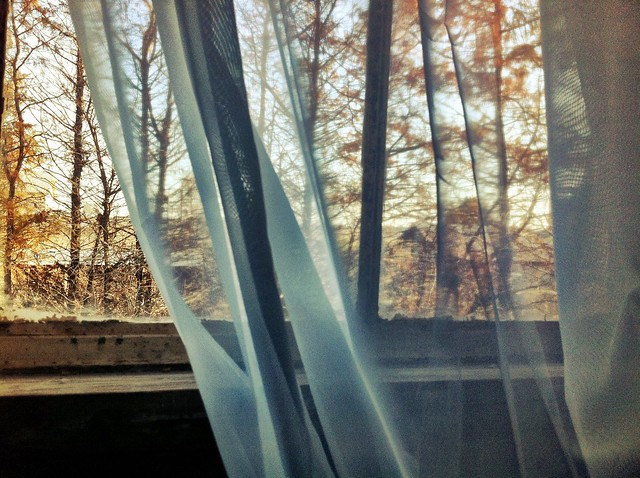 morning curtains