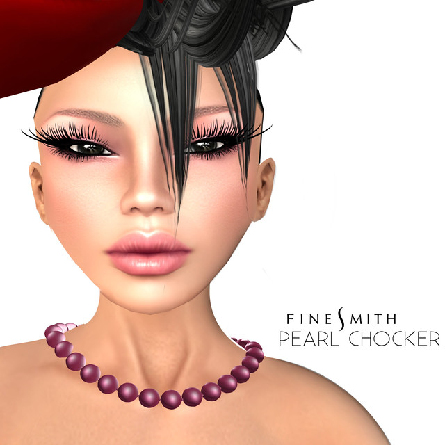 FINESMITH Pearl chocker wine