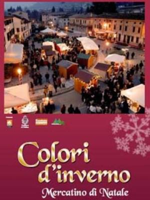 Colori d 39 inverno 2011 i mercatini di natale a follina - Scene di natale a colori ...