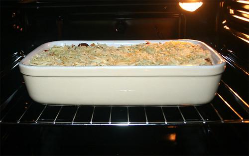 40 - Im Ofen überbacken