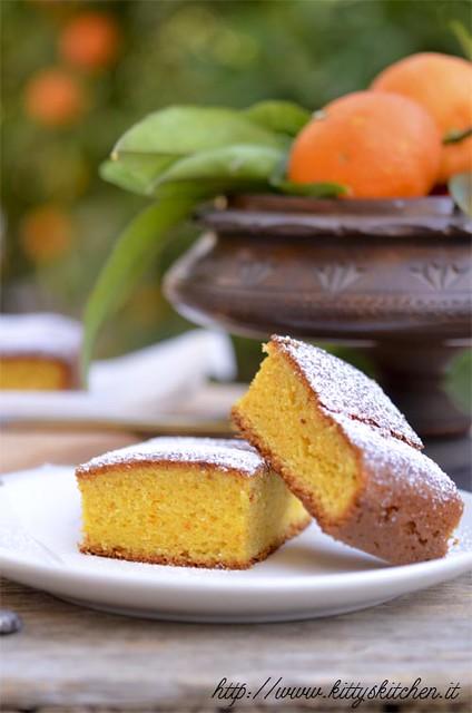 cake al mandarino