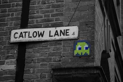 Invader - Manchester