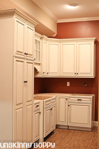 basement cabinetry