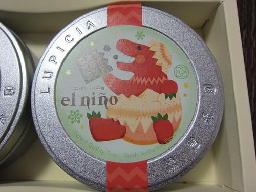 ルピシアお茶セットクリスマスバージョン3