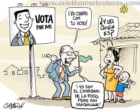 Resultado de imagen para caricaturas sobre politicos