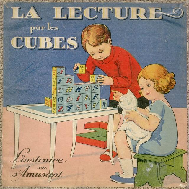 boite cubes lecture