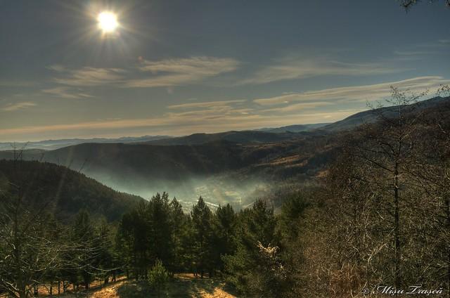 soare pe vale