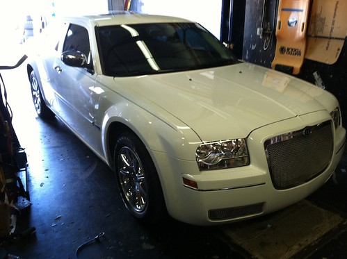2008 Chrysler 300 touring edition