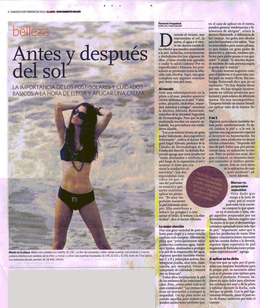 Diario Clar°n - 06-02-10