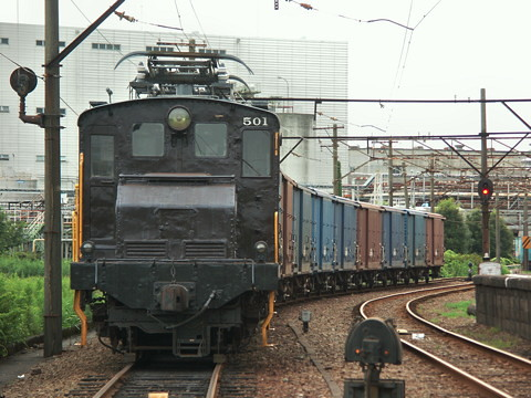 岳南鉄道の貨物列車が来年3月で廃止か