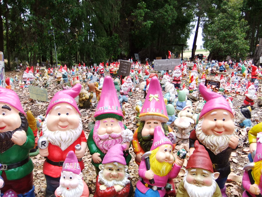 The Gnomes of GnomeVille