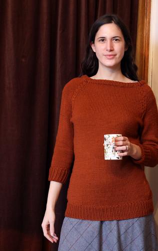 Test Broadcast Sweater