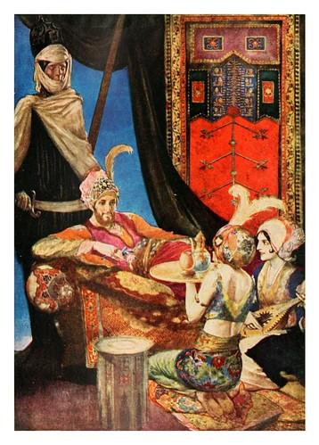028-Rubáiyát of Omar Khayyám 1900- ilustrado por Willy Pogany