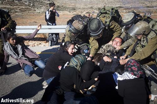 Funeral of Mustafa Tamimi, Nabi Salih, 11.12.2012, on Flickr