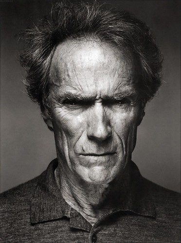 clint eastwood by david haggard