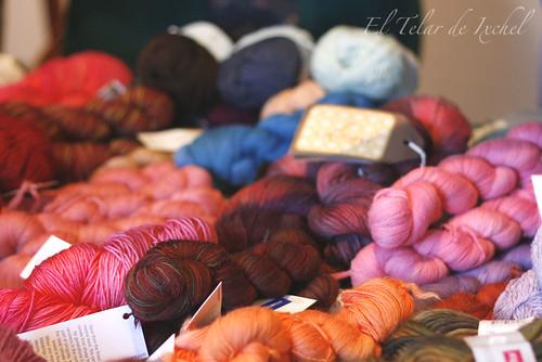 ¡Lanas, lanas, lanas!