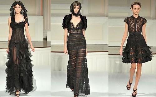 Oscar-de-la-Renta-primavera-vestidos-negros-transparentes