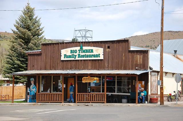 Big Timber Family Restaurant