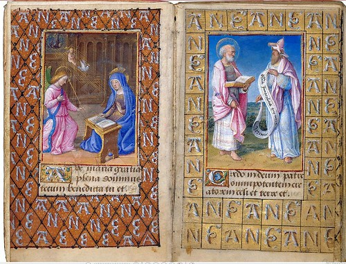 002-Prayer Book of Anne de Bretagne-siglo XV-Jean Poyer-© The Morgan Library & Museum
