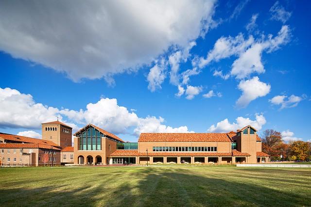 Billy Graham Commons, Northwestern College | Rosville, MN ...