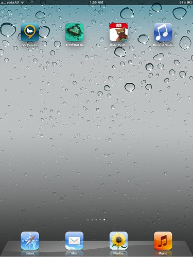photo of ipad apps school holidays