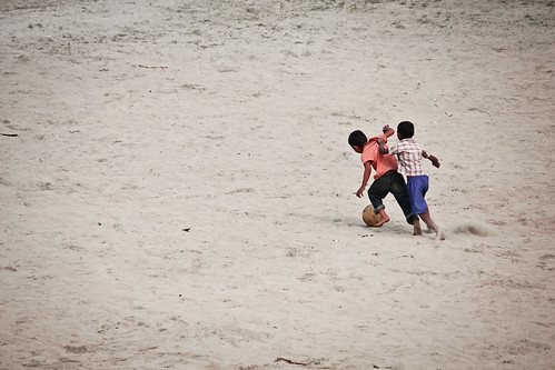 The lost ChildHood... by Kazi Sudipto Dip