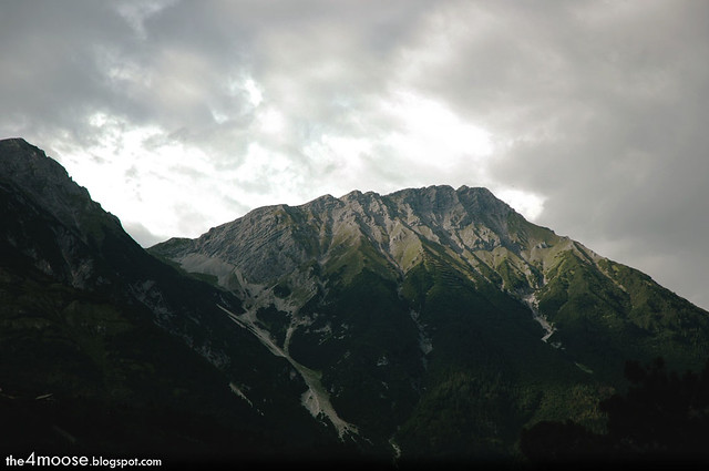 Surrounding Mountains, Innsbruck