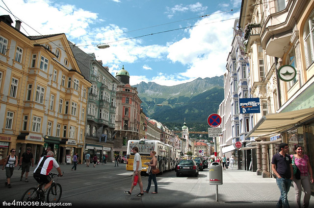 Maria Theresien Straß, Innsbruck