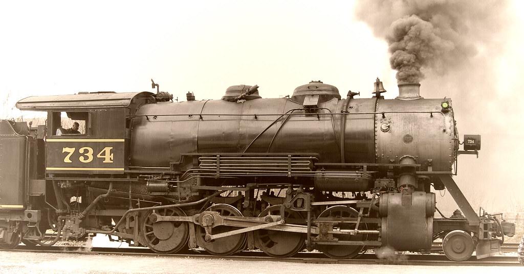 Western Maryland scenic railroad (mountain thunder