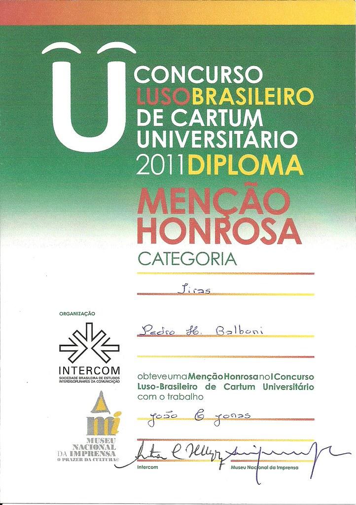 concurso luso-brasileiro de cartum 2011
