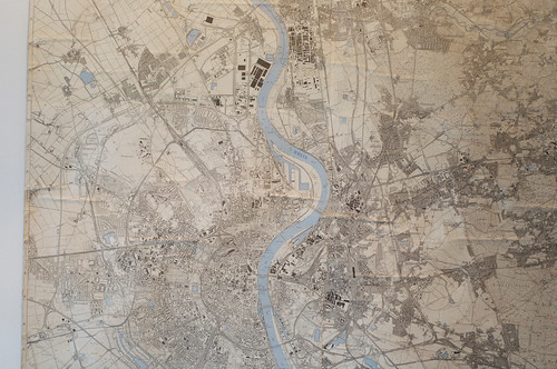 Rheinland-Karte