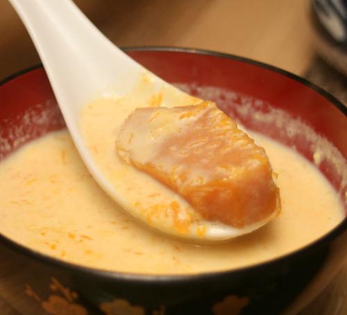 Kabocha Soy Soup