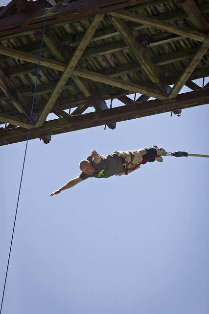 6518568971 7174e25290 z Frame by Frame: The Anatomy of a Bungy Jump