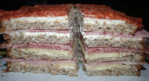 dinner layers V