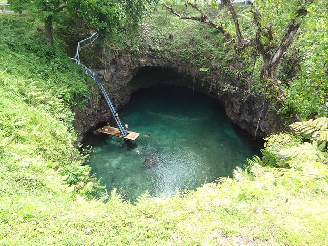 La piscina natural m s original del mundo 101 lugares for La piscina mas temible del mundo