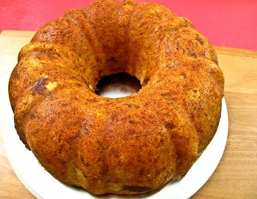 IMG_0297  Marble Banana Bundt Cake