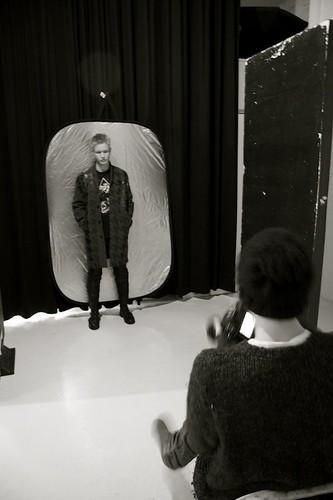 OutsaPop trashion DIY fashion book HAUTE TRASHION shoot