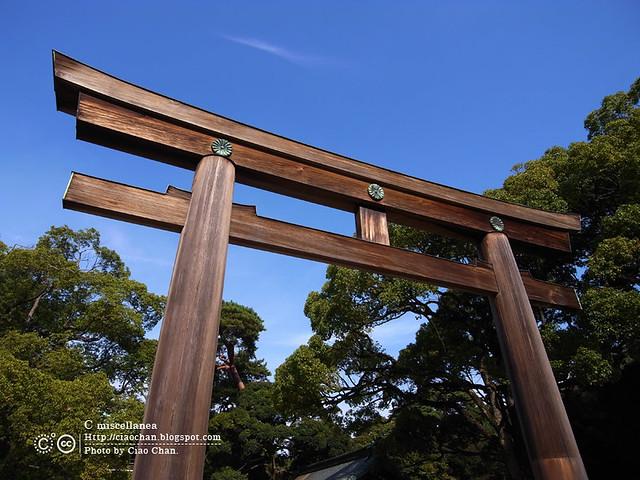 『Tokyo』for Business ◎ 東京。表參道-明治神宮   R1050208
